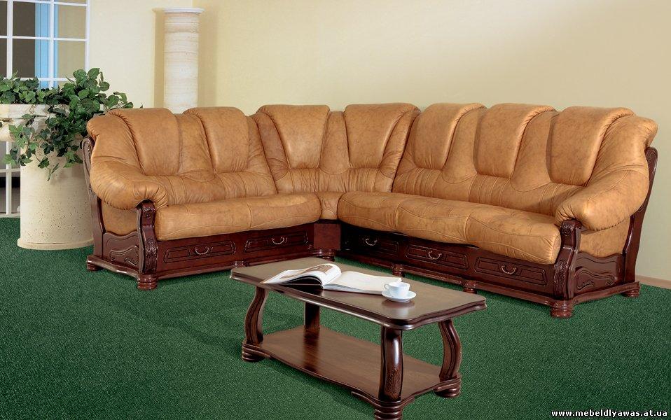 Кожаные диваны недорого, раскладные кожаные диваны, цена, фото Кожаные диваны делятся на несколько видов
